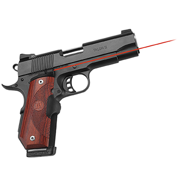 Crimson Trace Master Series 1911 Fixed Sights Bobtail Rosewood