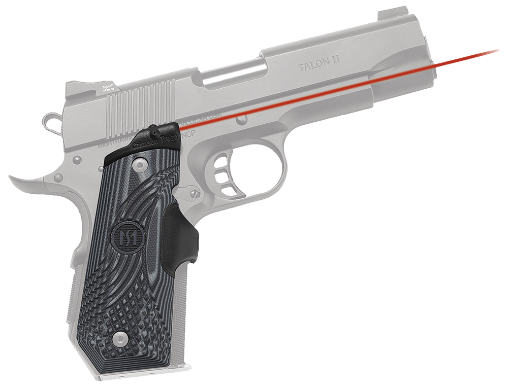 Crimson Trace Master Series 1911 Fixed Sights Bobtail G10