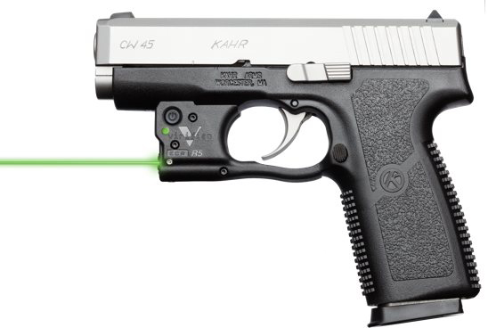 Viridian R5PM45 Reactor R5 Green Laser Kahr Arms PM45 Trigger Guard