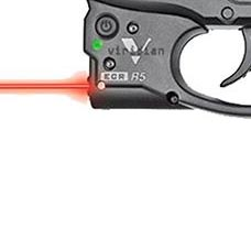 Viridian Reactor 5 Red laser sight for Kahr PM CW 45 featuring ECR Includes Hybrid Belt Holster