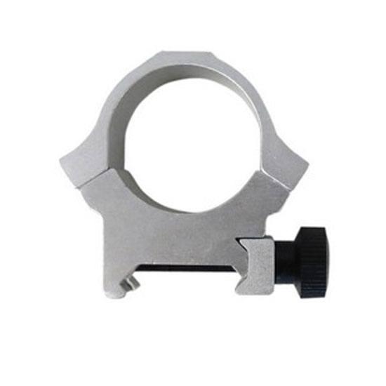 Sun Optics 1-inch Sport Ring Medium Stainless Steel