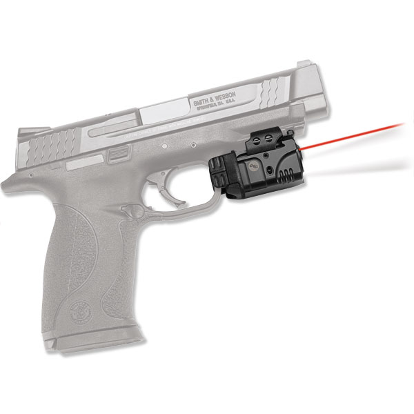 Crimson Trace CMR205 Rail Master Pro Universal Red Laser Sight and Tactical Light w Picatinny Rail