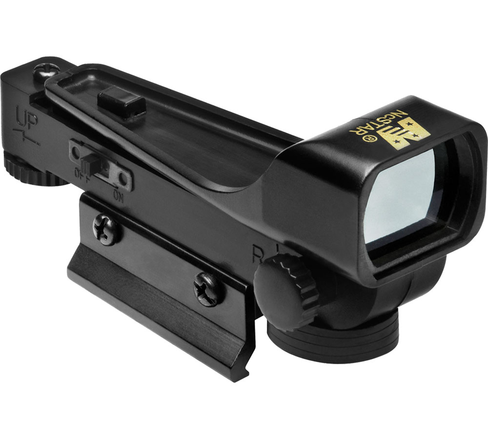 NCStar Dot Reflex Sight|Weaver Base