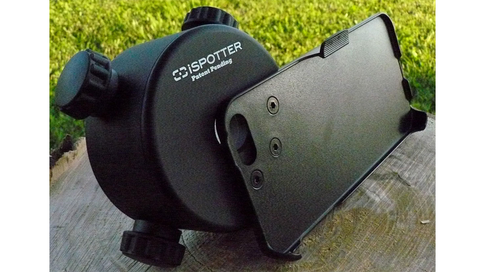 iScope IS9936 ISPOTTER IPHONE 5 BLK