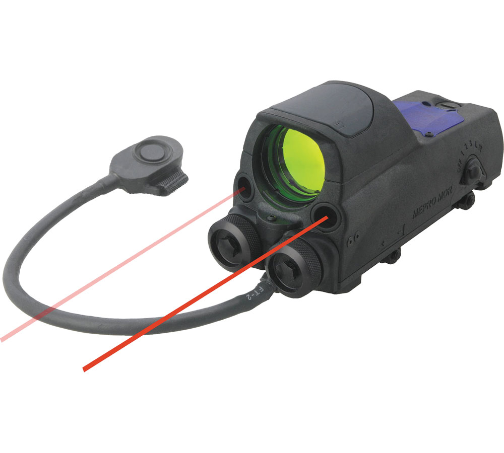 Mako MEPROMORB Reflex Sight w|Red