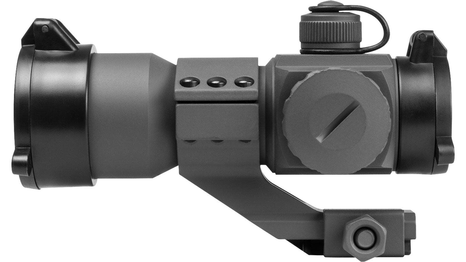 NC Star Urban Grey 35mm Tri-Color Dot Tube Reflex Optic