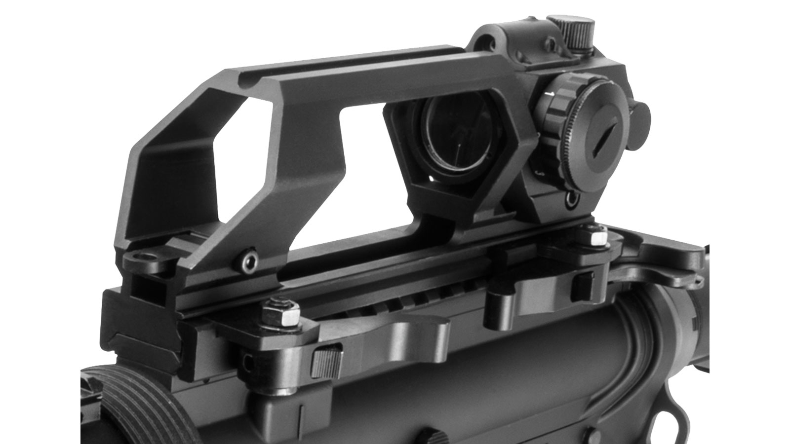 NC Star Gen II Carry Handle Red Dot Sight