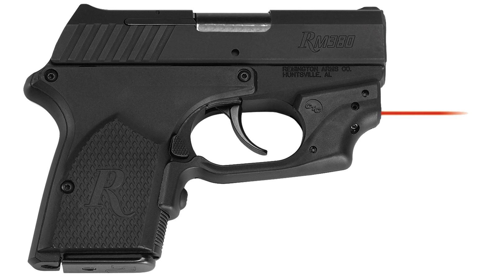 Crimson Trace LG479 Laserguard  Red Laser Remington RM380 Trigger Guard Black