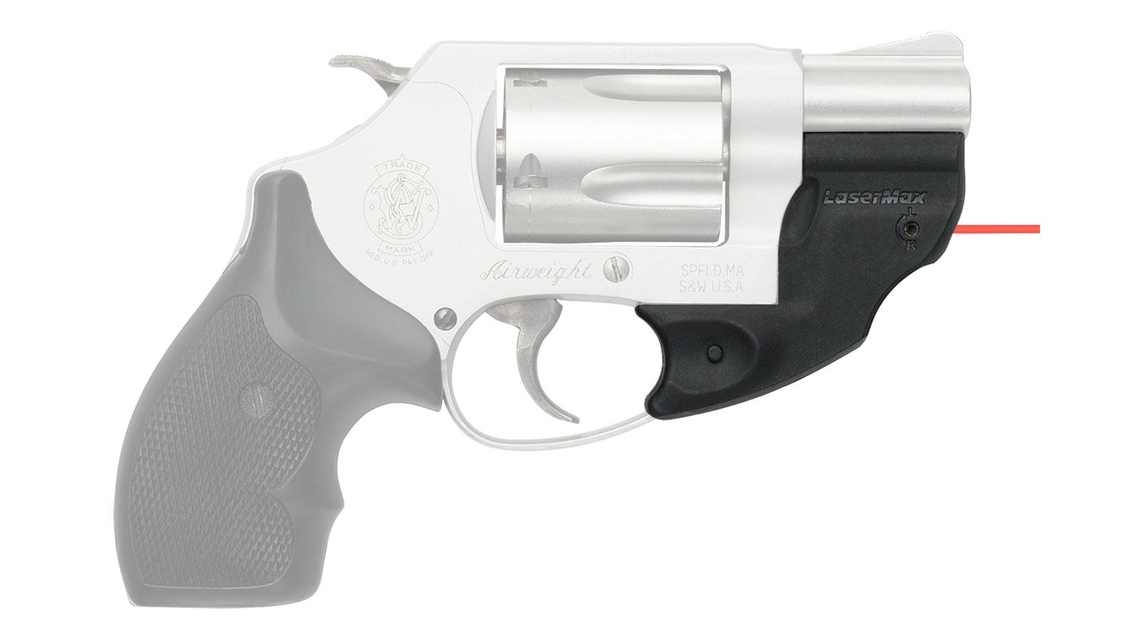 LaserMax CenterFire Smith Wesson J-Frame V2 Black