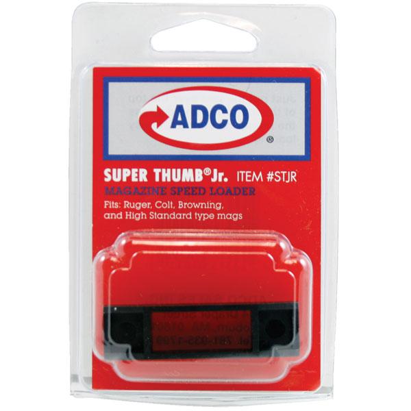 Eagle Import STJR Ruger, Colt, Browning & High Std Type Mags Speedloader Black
