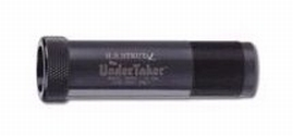 Hunters Specialties 00666 Undertaker  CT Winchester|Mossberg 20 Gauge Super Full 17-4 Stainless Steel Black
