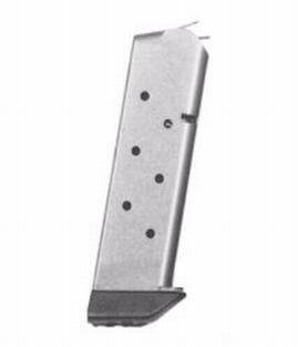 CMC Products 14141 1911 Shooting Star Classic 1911 45 Automatic Colt Pistol (ACP) 8 rd Round Stainless Steel Stainless Steel Finish