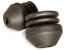Limbsaver 12051 Sharpshooter Barrel De-Resonator Rubber .25-.875 in.  in.