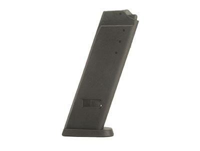 HK 214855S USP 9mm Luger 10 rd Polymer Black Finish