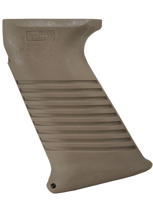 Tapco 16698 Intrafuse AK Saw Styel Pistol Grip Composite FDE