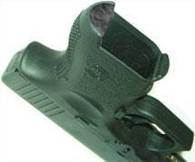 Pearce Grip PGGFISC G Grip Frame Insert PGGFISC Black Polymer