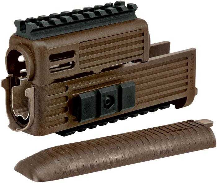 Tapco STK06312 Intrafuse AK Quad Rail FDE