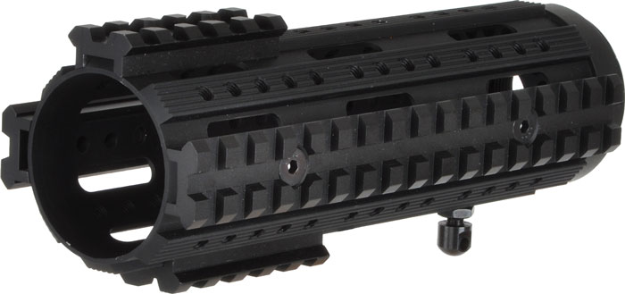 Advanced Technology AR15 Aluminum Free Float Forend And Combo Rail Package A.5.10.1270