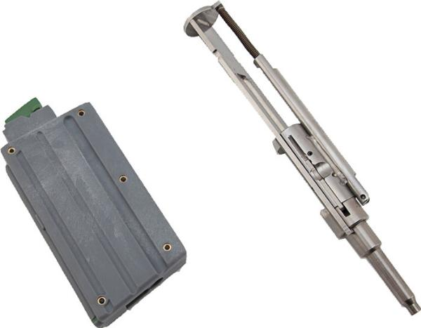 CMMG 22BA62F AR Conversion Kit 22LR 10RD Stainless Steel
