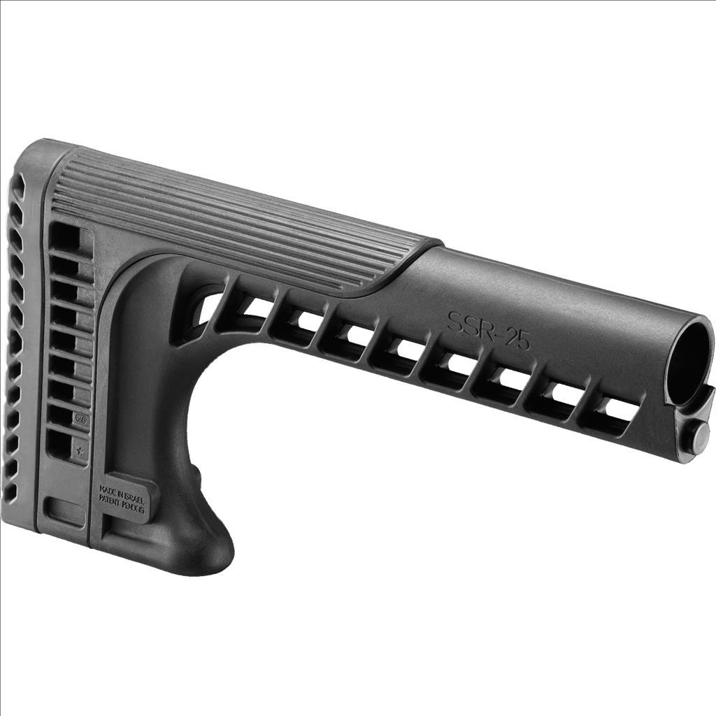 Mako Group Sniper Stock for M16|AR15 Black Stock Only