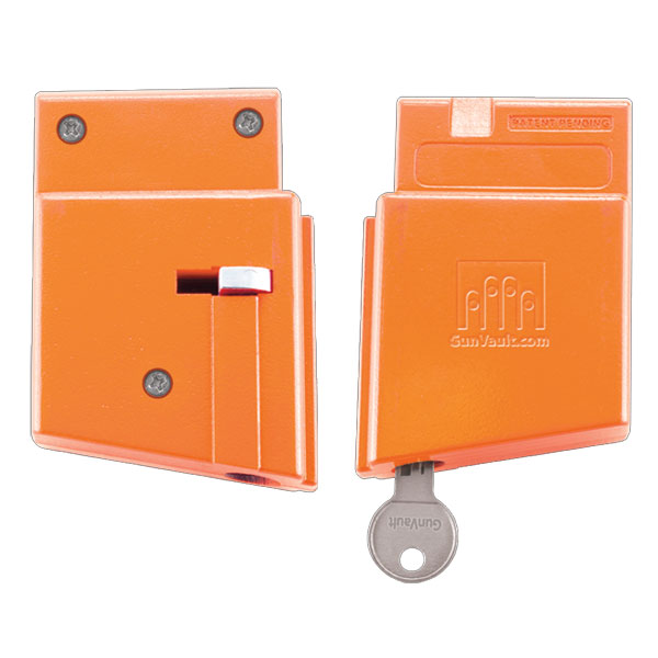Gunvault AR01 MagVault AR Lock Orange