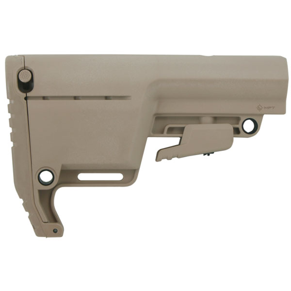 Mission First Tactical Battlelink ULTY LP Stock ComM FDE