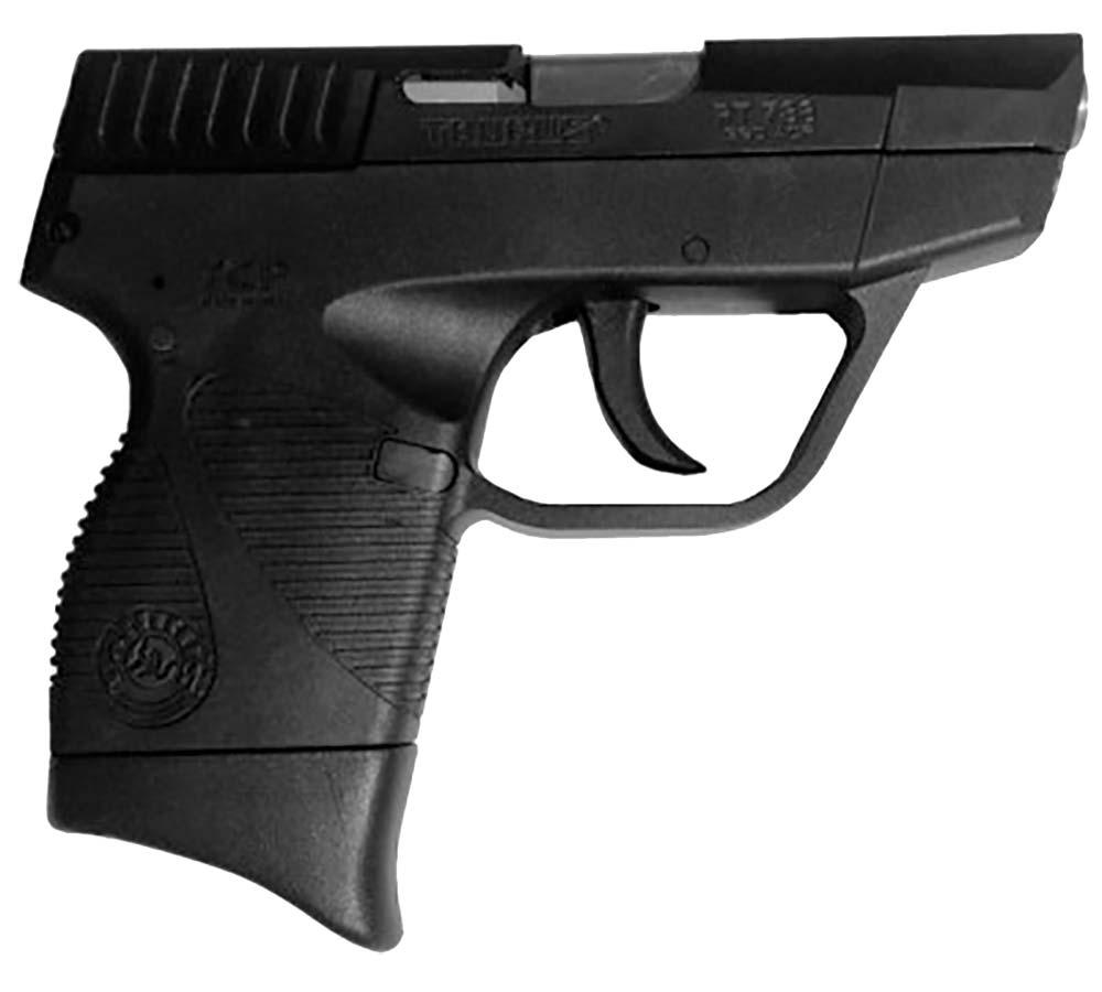 Pearce Grip PGTCP Taurus TCP Grip Extension Black Rubber