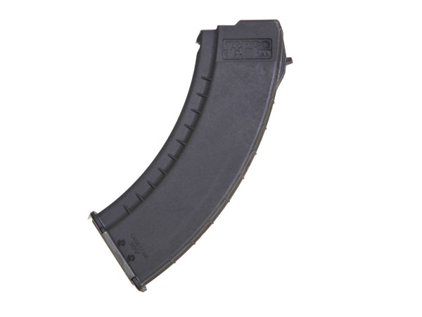 Tapco 16653 Intrafuse AK-47 7.62X39mm 30 Round Smooth Composite Black Finish