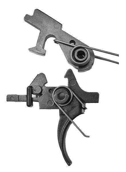 Del-Ton Trigger 2 STAGE Hook UNDER