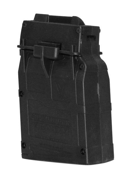 Adaptive Tactical 00901 Sidewinder Venom Box Mag 12ga 2.75 5rd Poly Black in.