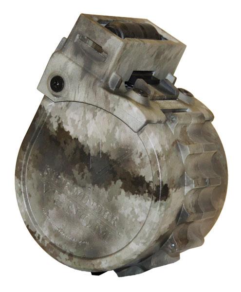 Adaptive Tactical Sidewinder Venom Drum Magazine Dcs A-Tacs 12Ga 10Rds 2.75In