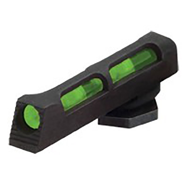 Hiviz GL2014 Lightwave For All Glock (except 40) FO Front Sight Red|Green|White