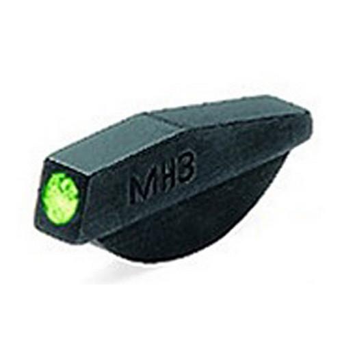 Meprolight 10992 Tru-Dot Night Sight Ruger SP101 38|357 Tritium Green Front Black