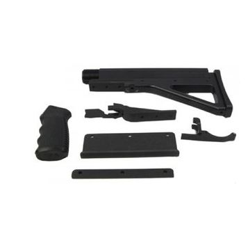 FosTech Outdoors RH Complete Assembly CAR