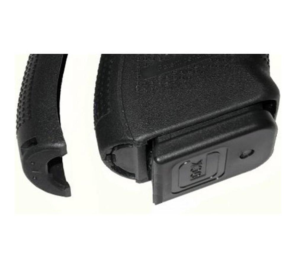 Pearce Grip PGG4MF Glock Grip Frame Insert Glock Gen 4 Black Polymer