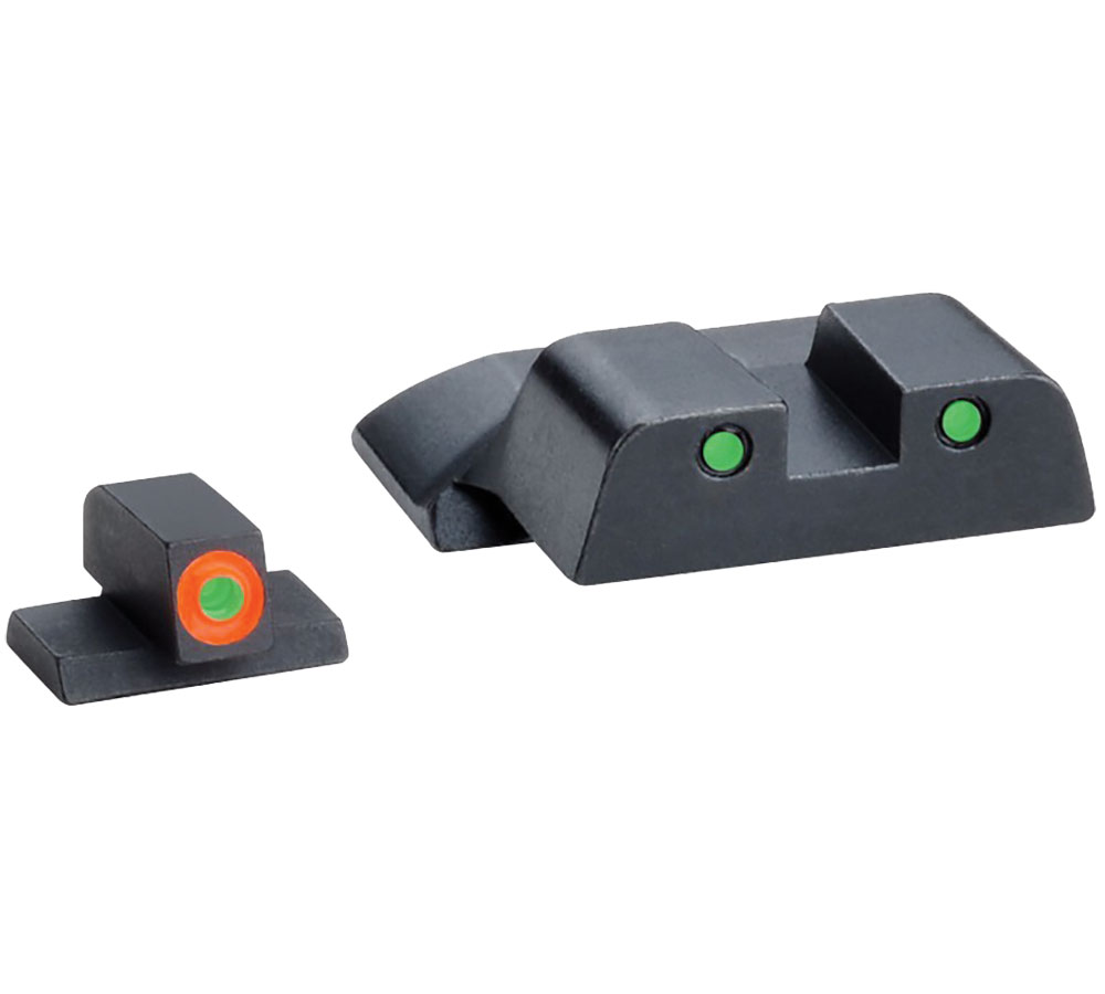 AmeriGlo Spartan Tactical Tritium Night Sight Set