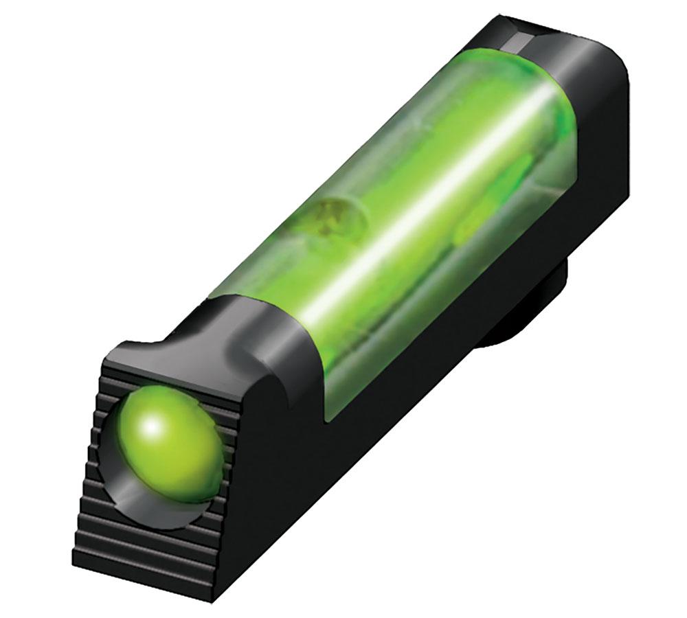 Hiviz GL2009G Tactical Front Sight fits Most Glock Fiber Optic Green Black