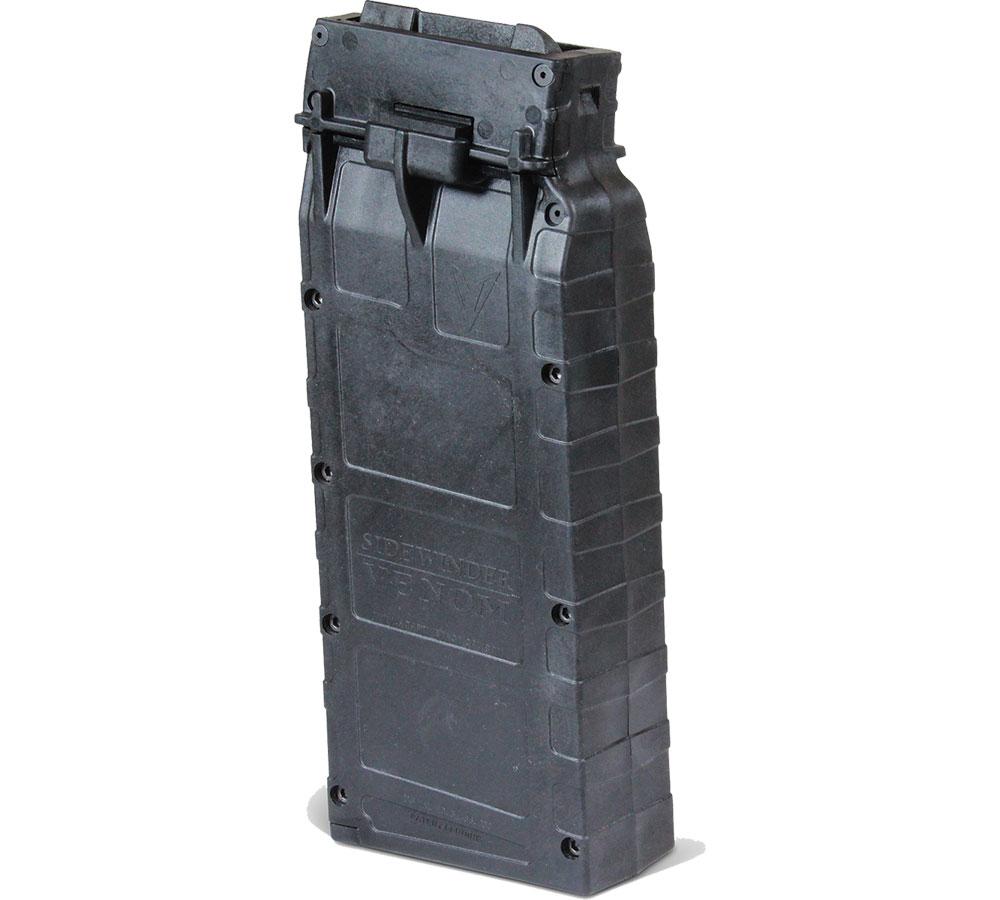 Adaptive Tactical 00903 Sidewinder Venom Box Mag 12 ga 2.75 10 rd Poly Black in.