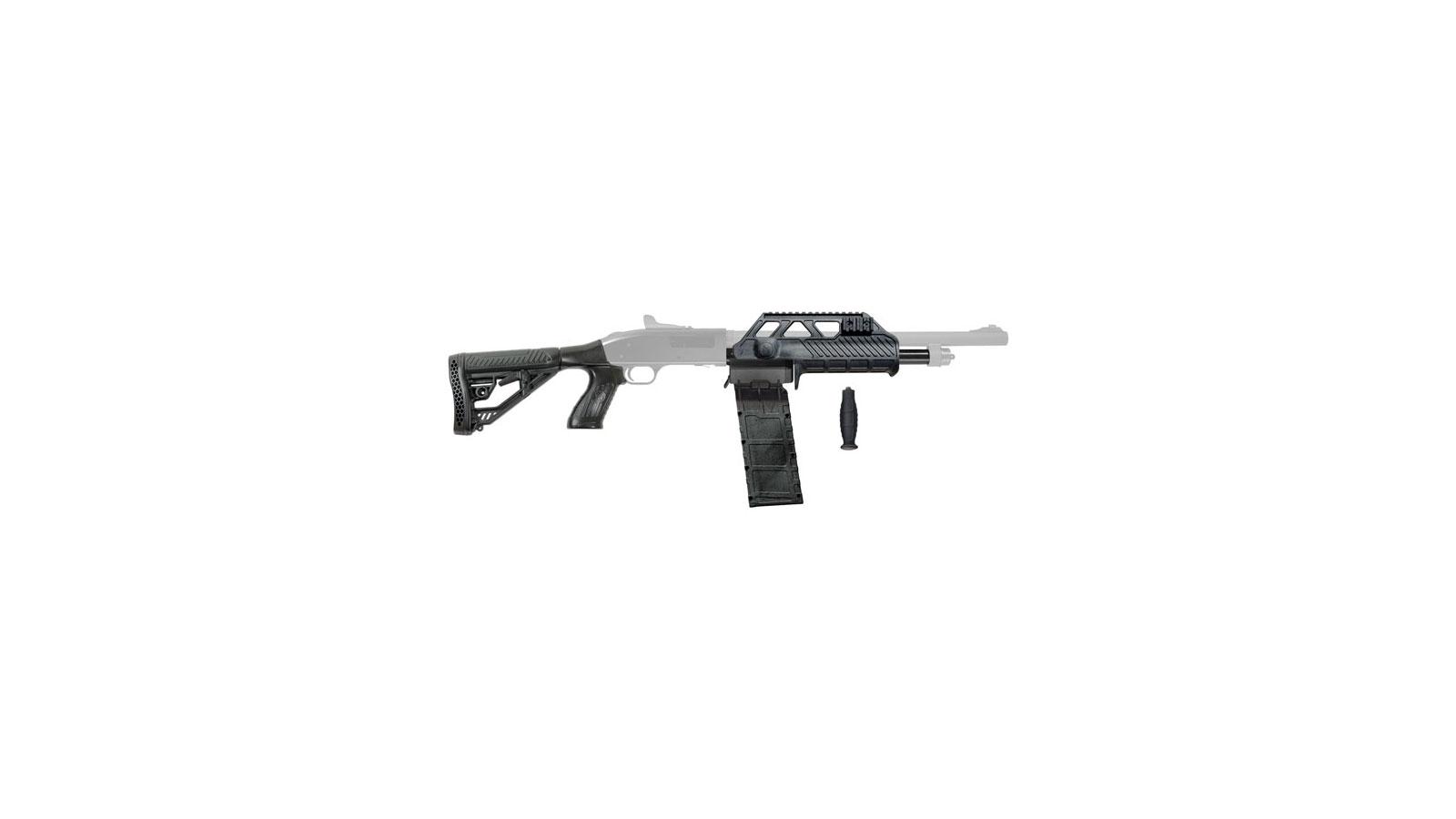 Adaptive Tactical 04000 VEN KIT 10DRUM 500 STOCK BLK