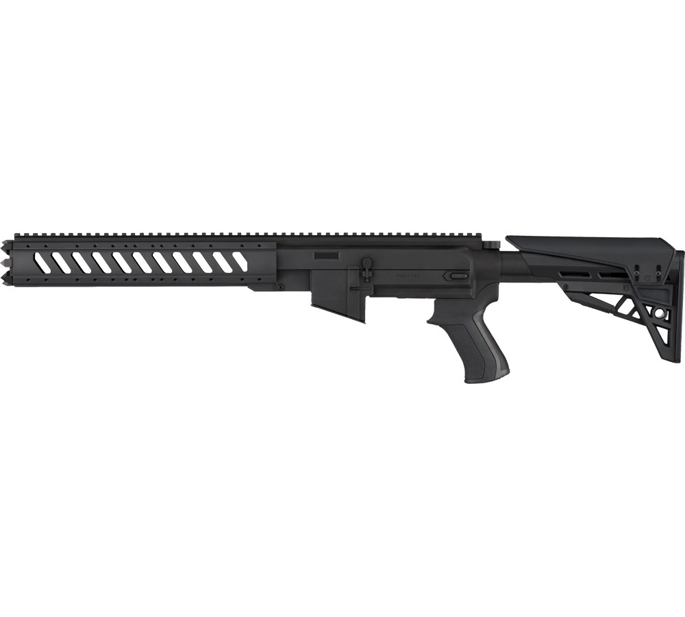 Advanced Technology B2102210 Ruger AR-22 Rifle Polymer|Aluminum Black