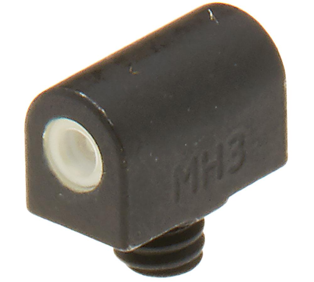 Meprolight 34044 Tru-Dot Night Sight Set 5-40 Thread Mossberg Tritium Green Front Black