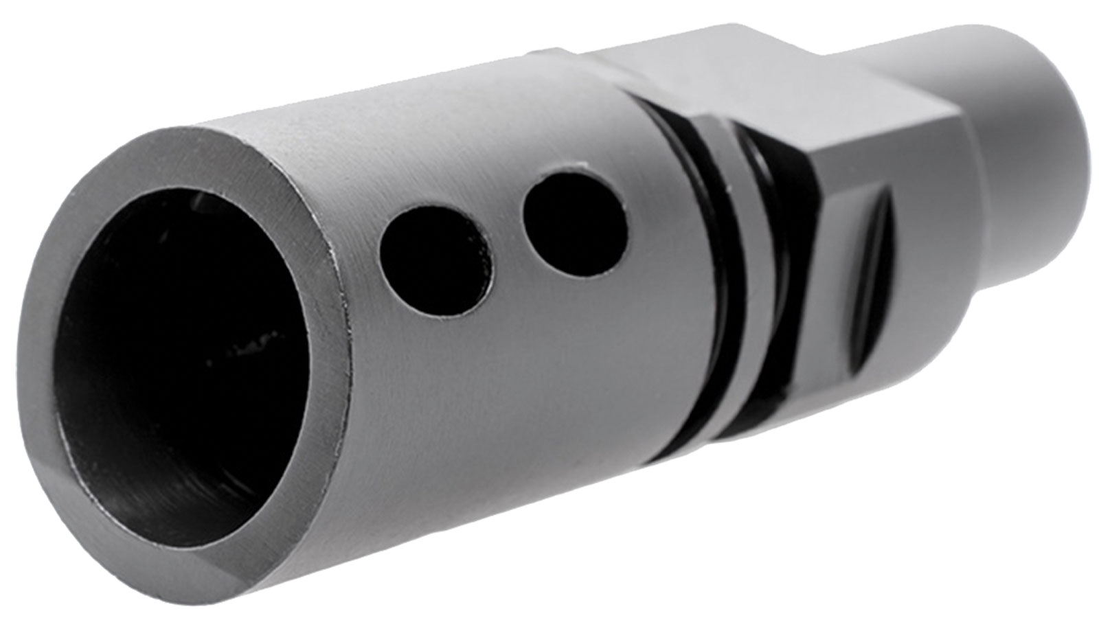 CMMG 57DA5BE FNH P90 Flash Hider PS90 SRB Steel