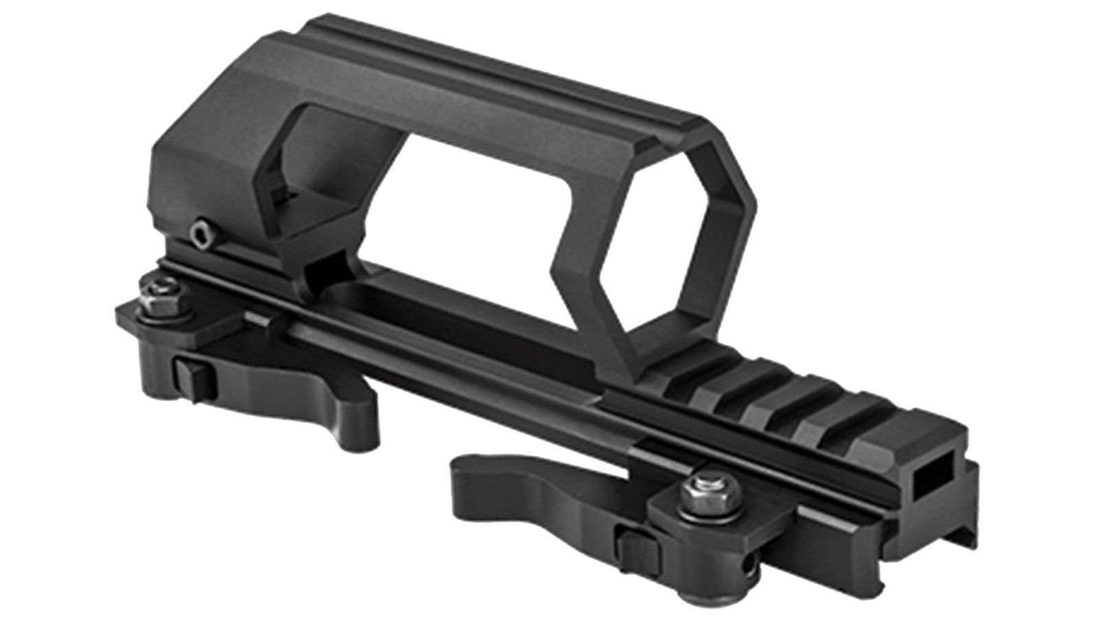 NC Star Gen II Carry Handle For Micro Dot Black