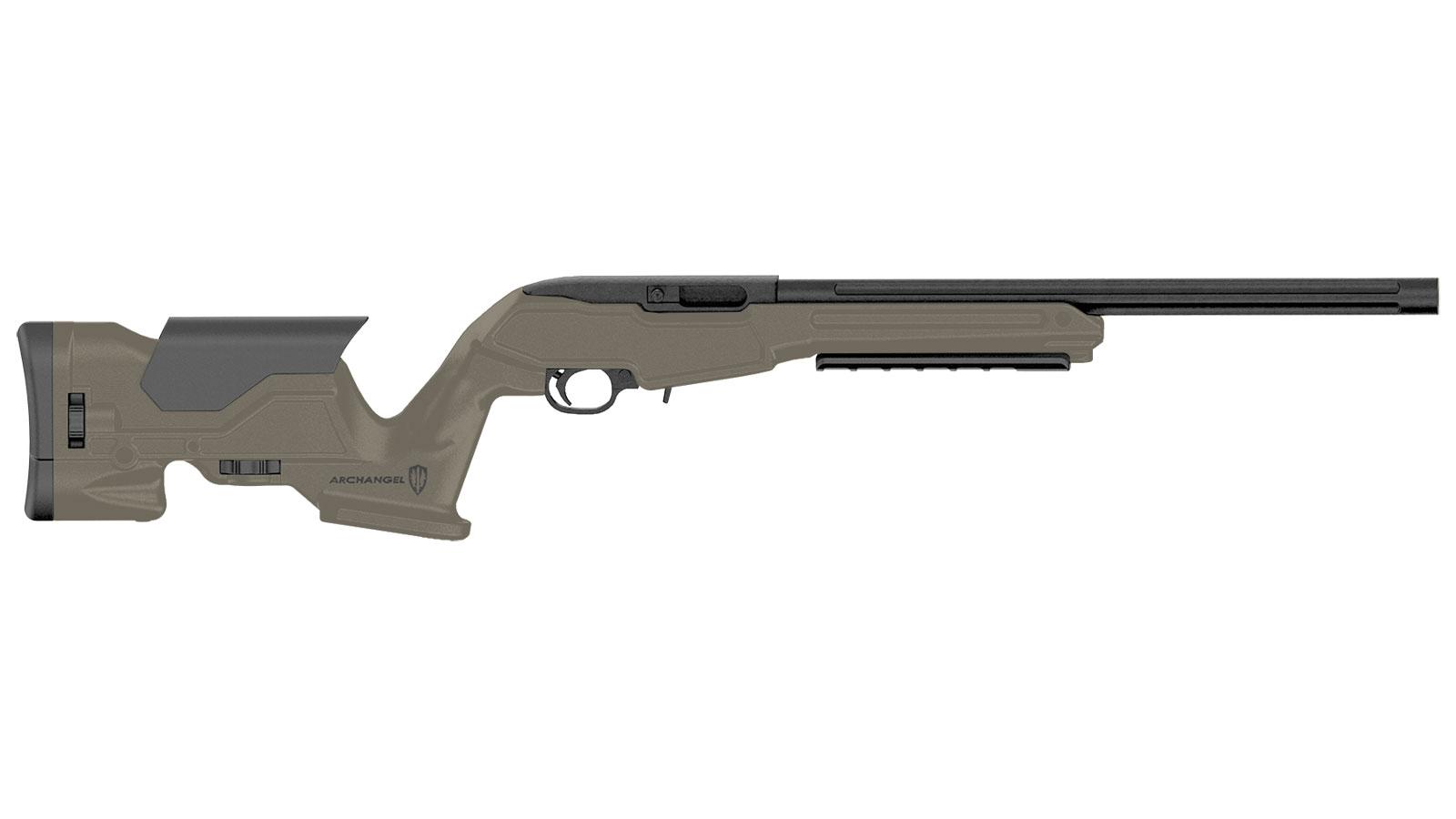 ProMag AAMINIOD Archangel Rifle Polymer OD Green