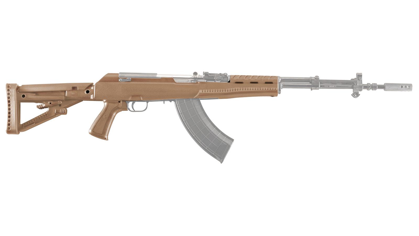 ProMag AASKSDT Archangel OPFOR Rifle Polymer Desert Tan