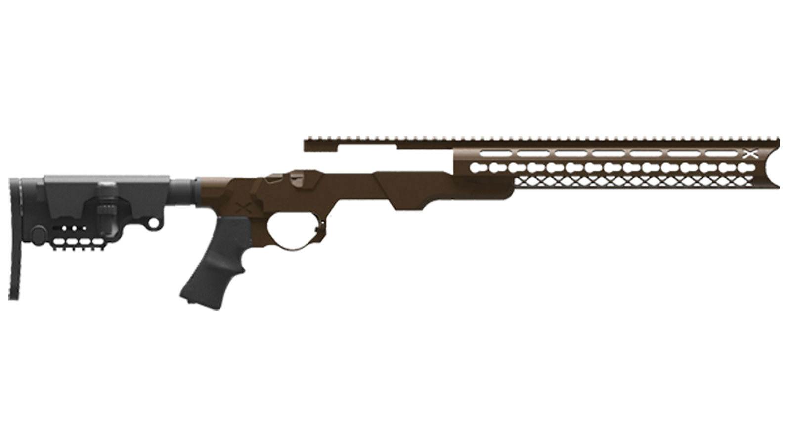 American Built Arms Company MOD X Modular Rifle System Flat Dark Earth