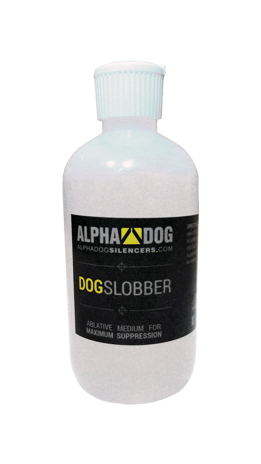 Alpha Dog Silencers ABLATIVE MEDIUM FOR SUPSSRS