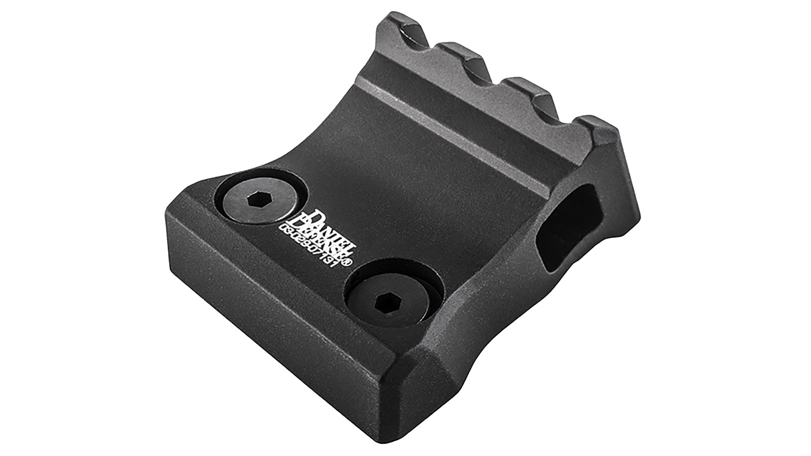 Daniel Defense 02907131 KeyMod Mount For AR-15 M16 M4 Offset Style Black Finish