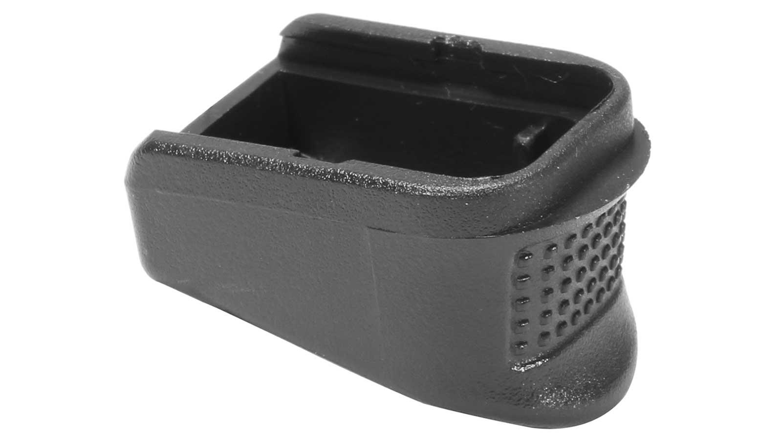 Pachmayr 03880 Grip Extender Glock 26 27 33 39(+2rds) Black Finish