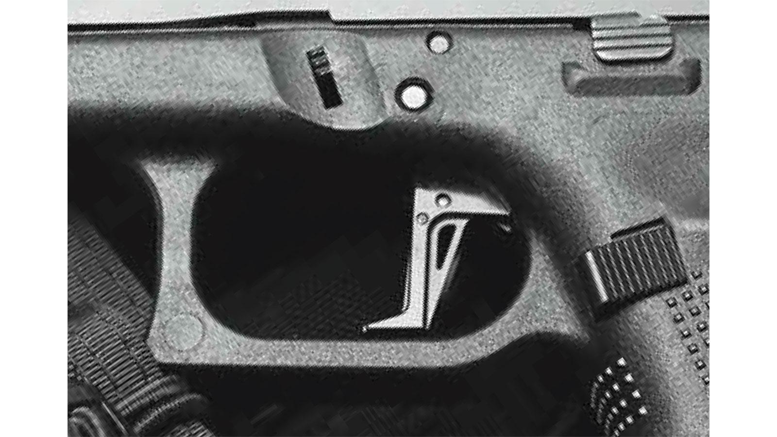 CMC Triggers 71601 Glock Trigger Kit Flat Glock Gen 1-3 40 S&W 8620 Steel
